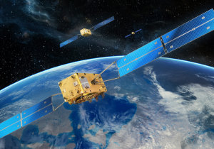 Galileo FOC satellite constellation