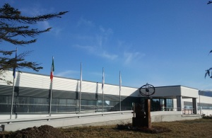 Galileo Control Centre in Fucino (Italy)