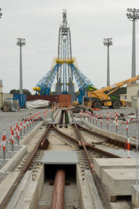 Soyuz railway infrastructure