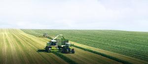 Farming by Satellite