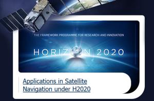 Horizon 2020 - Applications in Satellite Navigation
