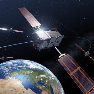 Galileo Satnav System