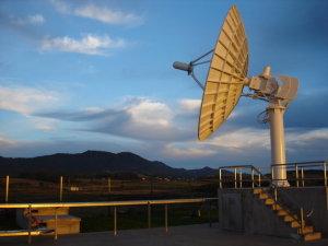 Santa Maria (Azores) Galileo GSS Station