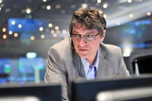 Flight Operations Director, Hervé Côme