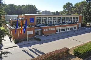 GSC, the GNSS Service Centre, in Madrid (Spain)