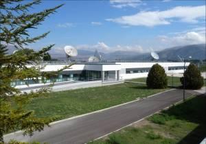 Fucino Control Centre