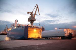 Shipping Soyuz launchers