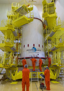 Satellites in the fairing (IV)