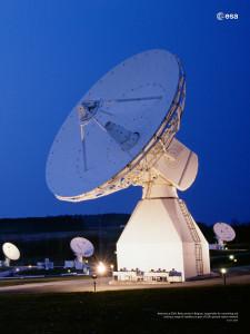 ESA's centre in Redu