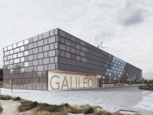 Galileo Reference Centre. Noordwijk
