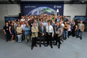 Galileo LEOP team