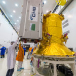 Galileo satellite undergoes its fit-check validation