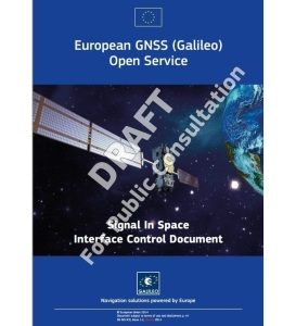 Public Consultation on Galileo Open Service Signal In Space
