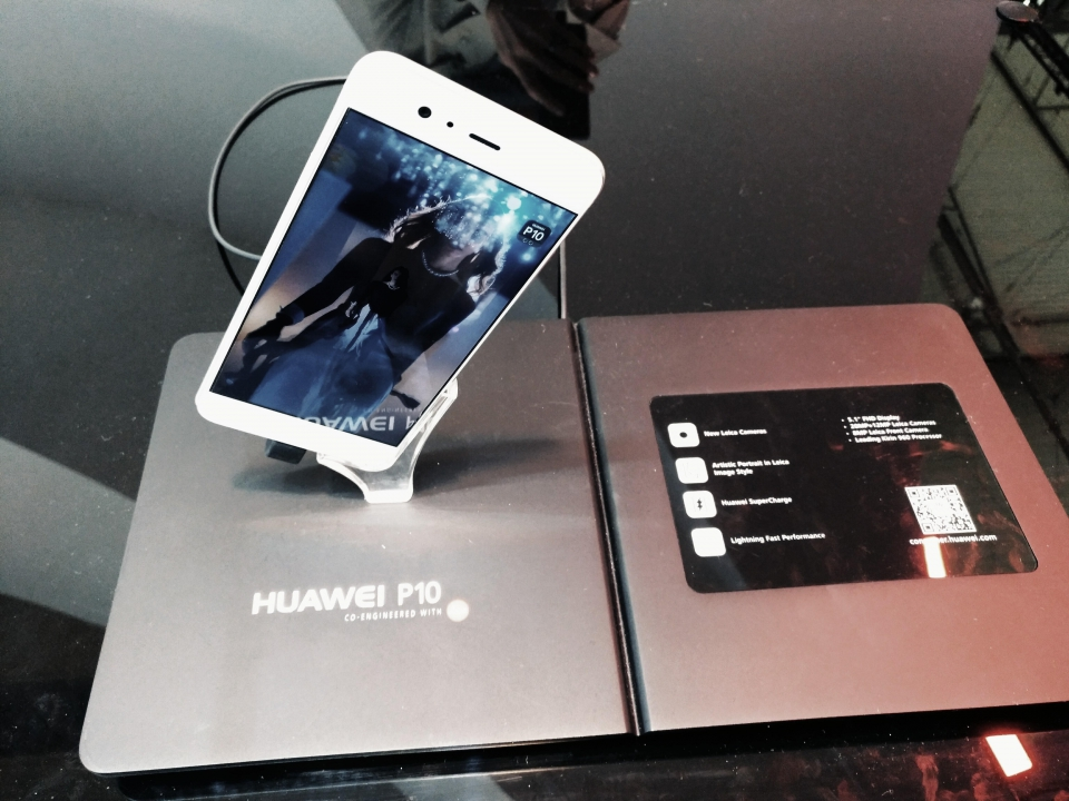 Huawei's New P10 and P10 Plus smartphones support Galileo | GALILEO